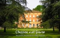 08 e 29/08/2020 Castel Maggiore - Classica nel parco. Mini rassegna promossa dal premio Giuseppe Alberghini