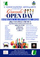 11/10/2020 San Pietro in Casale - ARTEinARTE Open day. Esibizione di docenti e allievi