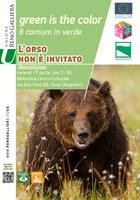17/04/2020 Argelato - L'orso non è invitato. Gli animali, l'uomo, la scomparsa della biodiversità della Terra - RINVIATO
