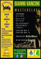 23 e 26/01/2020 San Pietro in Casale - Masterclass di Gianni Vancini