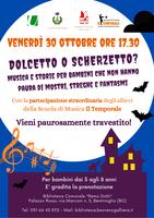 30/10/2020 Bentivoglio - Dolcetto o scherzetto? Halloween in biblioteca, per bambini dai 3 agli 8 anni - evento annullato