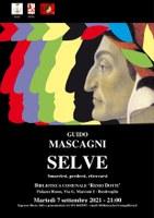 07/09/2021 Bentivoglio - SELVE: smarrirsi, perdersi, ritrovarsi. A cura del Professor Guido Mascagni