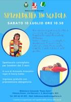10/07/2021 Bentivoglio - Spizaldrila in scatola!  Spettacolo poetico e comico per bambini dai 3 anni
