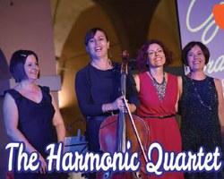 10/08/2021 Minerbio - The Harmonic Quartet. Un appuntamento di Borghi & Frazioni in Musica