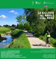 11-19/09 e 24/10/2021 - Le ciclovie del Reno e del Navile. Tre escursioni in bicicletta nella pianura bolognese tra natura e arte
