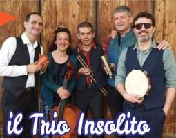 30/07/2021 San Pietro in Casale - Il Trio Insolito. Un appuntamento di Borghi & Frazioni in Musica