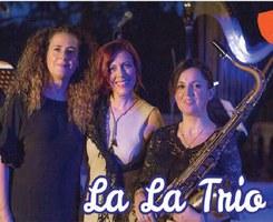 30/08/2021 San Giorgio di Piano - La La Trio. Un appuntamento di Borghi & Frazioni in Musica
