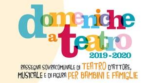27/10/2019 San Giorgio di Piano - Pulcinella e la cassa magica. Un appuntamento di Domeniche a teatro