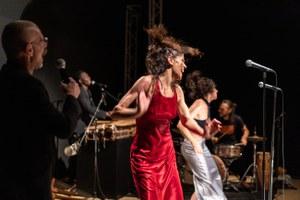 18/09/2020 Bentivoglio - Mbira. Stagione teatrale Agorà
