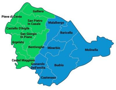 Distretto Pianura Est