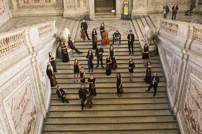 Una foto dei musicisti