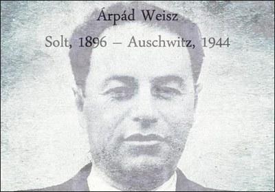Ritratto di Arpad Weisz