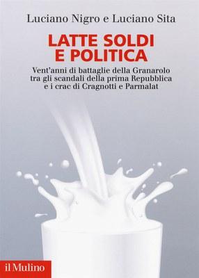 Copertina di Latte soldi e politica