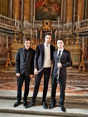 Trio Classico Reno Galliera a Caserta