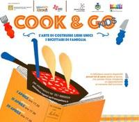 COOK & GO KIDS: l'arte di costruire libri unici, i ricettari di famiglia (1-15-29 aprile 2021)