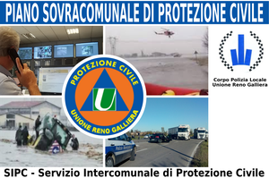 Aggiornamento al Piano Sovracomunale di Protezione Civile