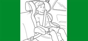 I sistemi di ritenuta per bambini