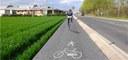 36 chilometri di piste ciclopedonali