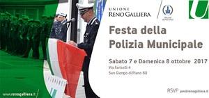 III Festa della Polizia Municipale dell'Unione Reno Galliera