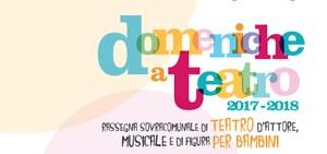 Domeniche a teatro 2017-2018