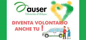 Diventare volontari Auser a Castel Maggiore
