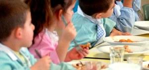 Menu delle mense scolastiche dell'Unione Reno Galliera