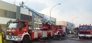 Un progetto per l'acquisto di un nuovo veicolo antincendio per i vigili del fuoco di San Pietro in Casale