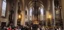 Standing ovation per l'Orchestra Bentivoglio a Eibelstadt, Germania
