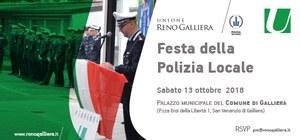 IV Festa della Polizia Locale dell'Unione Reno Galliera