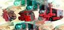 I nuovi automezzi dei Vigili del Fuoco di San Pietro in Casale